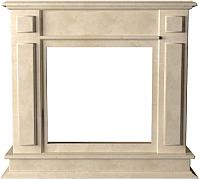 Портал для камина Glivi София 114x33x102 Crema Marfil (слоновая кость) -