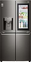 Холодильник с морозильником LG GR-X24FTKSB -