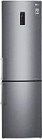 Холодильник с морозильником LG GA-B499YLUZ -