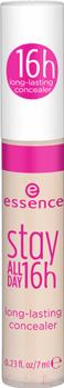 Консилер Essence Stay All Day 16h Long Lasting тон 20 (7мл)