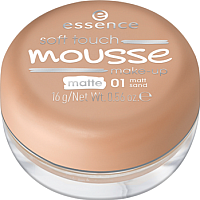 Тональный крем Essence Soft Touch тон 01 (16г) -