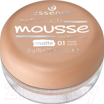 Тональный крем Essence Soft Touch тон 01 (16г)