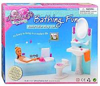 Аксессуар для куклы Well Success Ванная комната / 2820 -