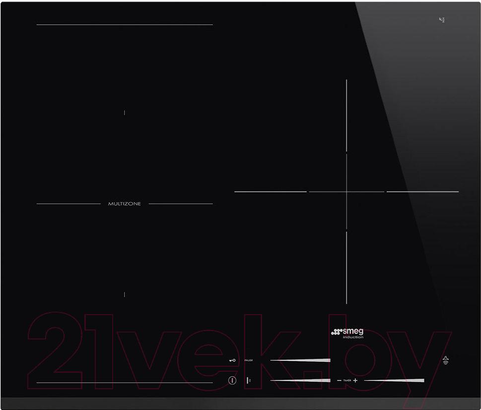 Купить Индукционная варочная панель Smeg, SI1M7633B, Италия