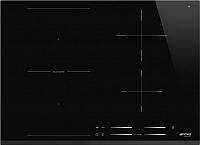 Индукционная варочная панель Smeg SI1M7743B -