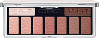 Палетка теней для век Catrice The Fresh Nude Collection Eyeshadow Palette тон 010 (10г) -