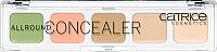 Палетка консилеров Catrice Allround Concealer 5 в 1 тон 010 (6г) -