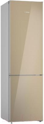 Холодильник с морозильником Bosch Serie 8 VitaFresh Plus KGN39LQ32R