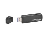 Картридер Natec Scarab SD/microSD USB3.0 NCZ-0789 (Black) -