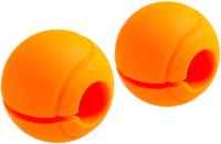 Комплект расширителей хвата Starfit BB-111 (2шт, оранжевый) -