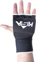 Перчатки внутренние для бокса KSA Bull (M, черный) -