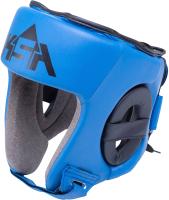 Боксерский шлем KSA Champ (M, синий) -
