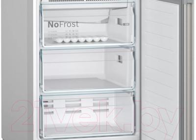 Холодильник с морозильником Bosch Serie 6 VitaFresh Plus KGN39AI32R