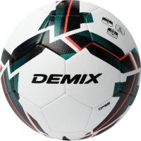 Футбольный мяч Demix S17EDEAT021-BW (размер 5, черный/белый) -