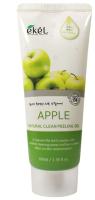 Пилинг для лица Ekel Apple Natural Clean Peeling Gel (100мл) -
