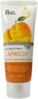 Пилинг для лица Ekel Apricot Natural Clean Peeling Gel (100мл) -
