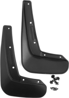 Комплект брызговиков FROSCH NLF.33.30.E13 для Mazda CX-5 (2шт, задние) -