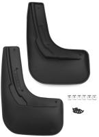 Комплект брызговиков FROSCH NLF.51.37.E10 для Volkswagen Polo (2шт, задние) -