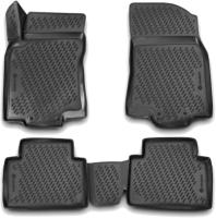 Комплект ковриков для авто ELEMENT CARNIS00059 для Nissan X-Trail (4шт) -