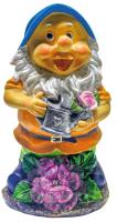 Садовая фигура-светильник Чудесный Сад 501 Гном с лейкой -