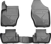 Комплект ковриков для авто ELEMENT C000000186 для Citroen C4L (4шт) -