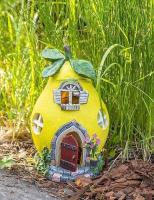 Садовая фигура-светильник Чудесный Сад 611 Грушевый домик -