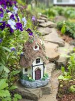 Садовая фигура-светильник Чудесный Сад 615 Сказочный домик -