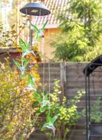 Садовая фигура-светильник Чудесный Сад 634 Колибри -
