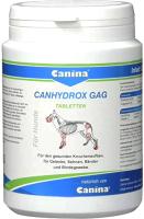 Кормовая добавка для животных Canina Canhydrox GAG 60 Tabletten / 123490 (100г) -