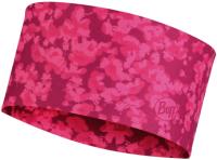 Спортивная повязка на голову Buff Coolnet UV+ Headband Oara Pink / 124064.538.10.00 -