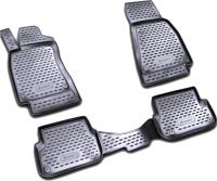 Комплект ковриков для авто ELEMENT NLC.04.08.210 для Audi A6 (4шт) -