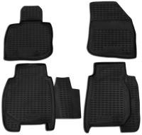 Комплект ковриков для авто ELEMENT NLC.18.08.210K для Honda Civic 5D (4шт) -