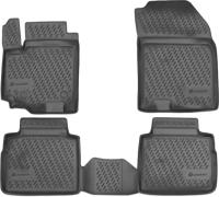 Комплект ковриков для авто ELEMENT ELEMENT3330210K для Mazda CX5 (4шт) -