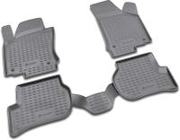 Комплект ковриков для авто ELEMENT NLC.51.14.210KH для Volkswagen Jetta (4шт) -
