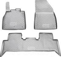 Комплект ковриков для авто ELEMENT NLC.41.23.210K для Renault Scenic III (3шт) -