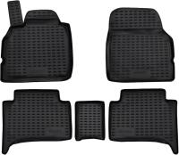 Комплект ковриков для авто ELEMENT NLC.41.09.210 для Renault Scenic II (5шт) -
