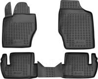 Комплект ковриков для авто ELEMENT NLC.38.02.210K для Peugeot 307 (4шт) -