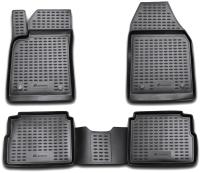 Комплект ковриков для авто ELEMENT NLC.37.15.210K для Opel Vectra (4шт) -