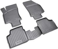 Комплект ковриков для авто ELEMENT NLC.37.21.210 для Opel Astra (4шт) -