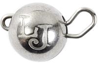 Набор грузил рыболовных Lucky John Pro Series Tungsten Jig Ball Red / LJTB-006 (2шт) -