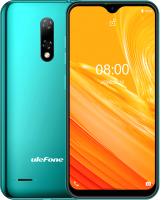 Смартфон Ulefone Note 8 (зеленый) -