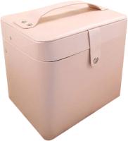 Кейс для косметики Joli Angel Лукреция / SR-755 (розовый/экокожа) -