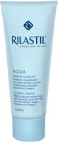 Крем для лица Rilastil Aqua Лежер увлажняющий и восстанавливающий баланс (50мл) -