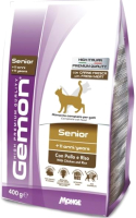 Корм для кошек Gemon Senior Chicken & Rice (400г) -