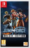 Игра для игровой консоли Nintendo Switch Jump Force Deluxe Edition -