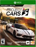 Игра для игровой консоли Microsoft Xbox One Project CARS 3 -
