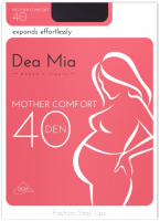 Колготки Dea Mia 1901 (р.4, nero) -