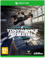 Игра для игровой консоли Microsoft Xbox One Tony Hawk's Pro Skater 1 + 2 -