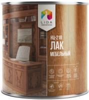 Лак Lida НЦ-218М (1.9кг) -