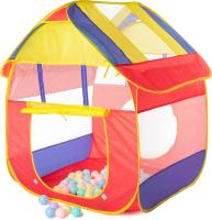 Детская игровая палатка Sundays 383155 (+100 шариков) -
